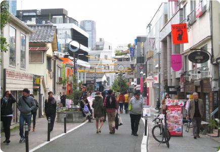 裏原宿・キャットストリート|東...